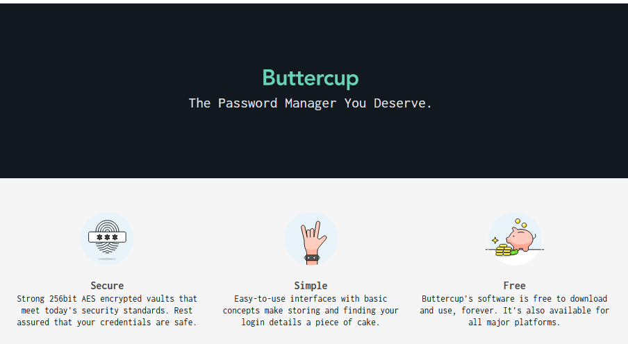 Install Buttercup on Linux Mint 20 - Best Method ?
