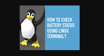 Check Your Laptop's Battery Status on Linux Mint 20