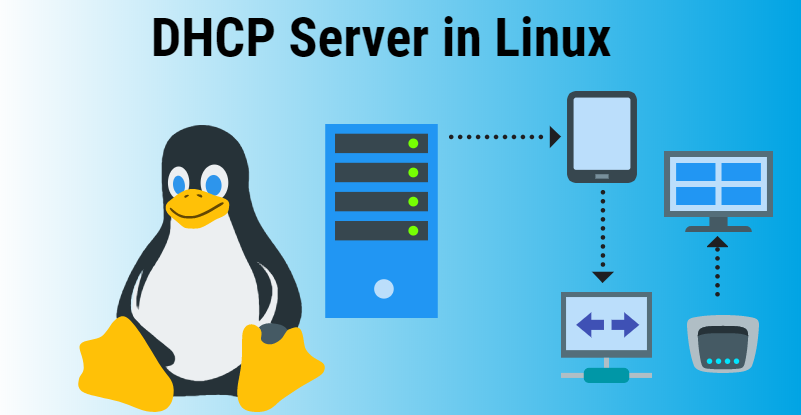 How to install and configure DHCP server on Linux ?