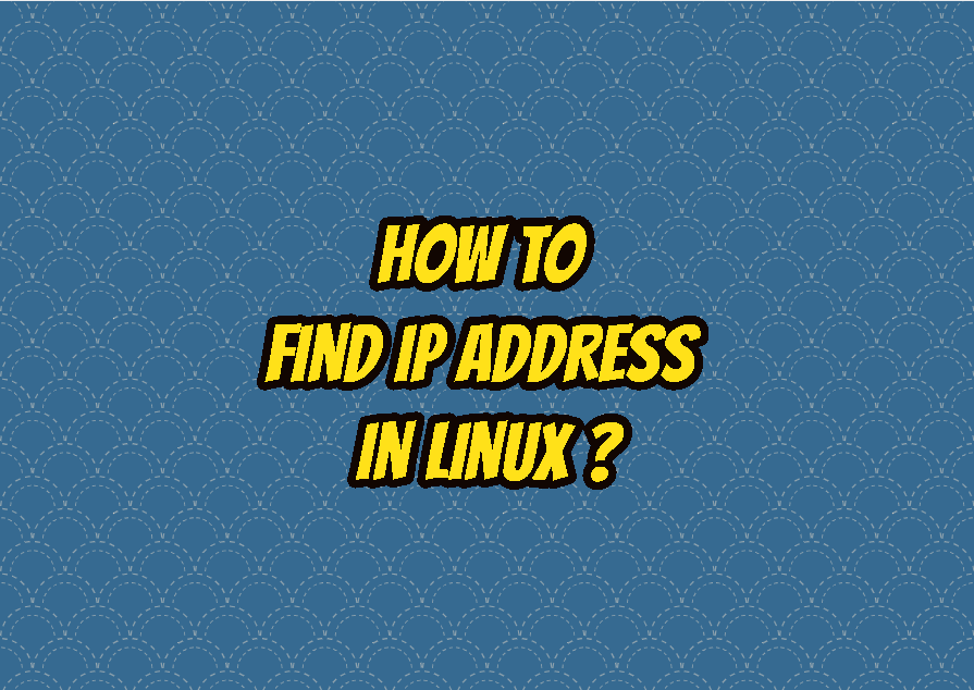 Methods to Find Your Private IP Address in CentOS 8 ?