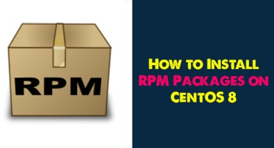Install RPM Packages on CentOS 8 - Step by Step Process ?