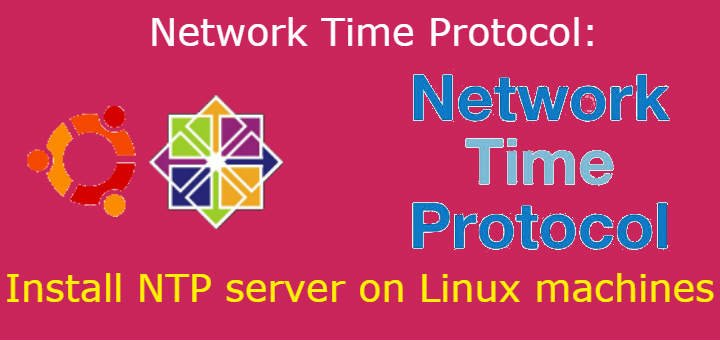 Process to configure an NTP server and client on Ubuntu 20.04 LTS ?