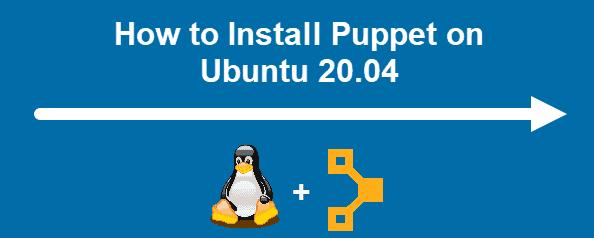 Install Puppet on Ubuntu 20.04 - Best Method ?