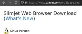 Install SlimJet Browser on Ubuntu 20.04