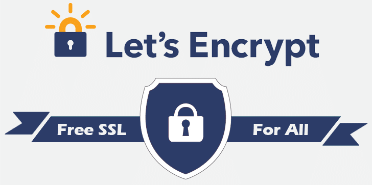 Setting up Let's Encrypt SSL for domains hosted on an Apache web server based on CentOS 7