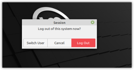 Methods to Log Out of Linux Mint 20 ?