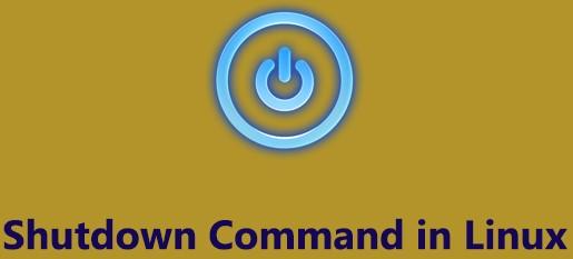 Use Shutdown Command in Linux - On Ubuntu   Debian ?