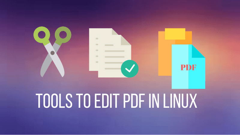 How to edit a PDF in Linux Mint 20 ?