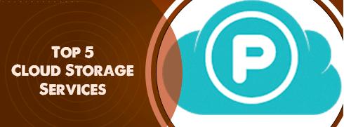 Top 5 Cloud Storage Services