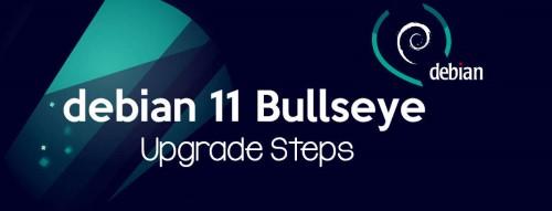 Upgrade Debian 10 Buster to Debian 11 Bullseye - Step by Step guide ?